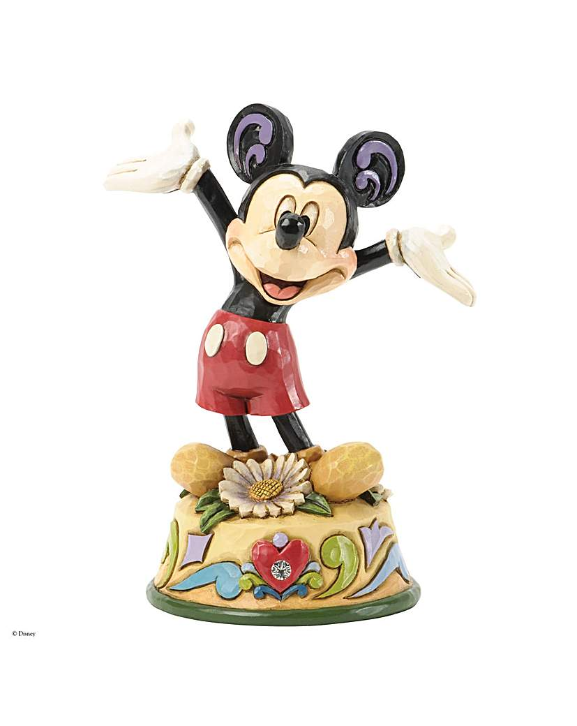 Image of Disney Traditions April Mickey Mouse