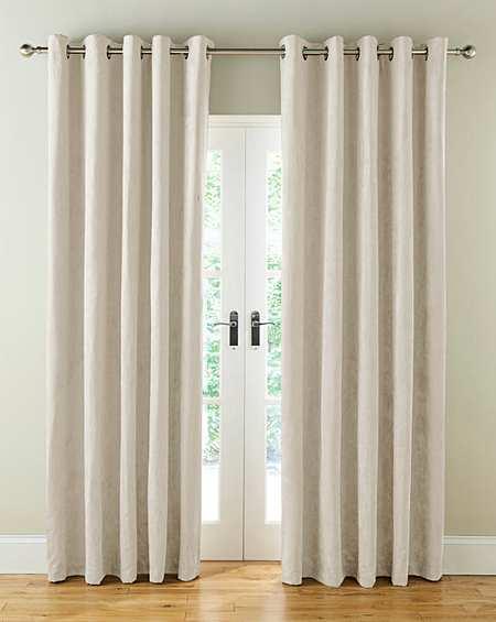 Bedroom Curtains cream bedroom curtains : Cream | Eyelet | Bedroom Curtains | Bedding | Home & Garden ...