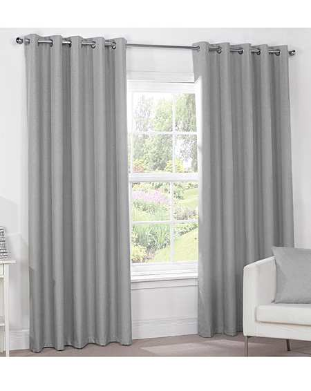 Silver | Bedroom Curtains | Bedding | Home & Garden | Fifty Plus