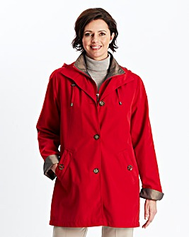 Dannimac Detachable Lined Rain Coat