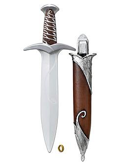 The Hobbit Deluxe Sword With Scabbard