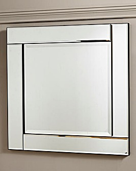 Brilliant Cut Bevelled Mirror