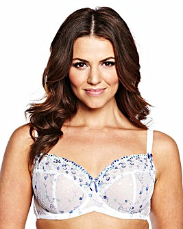 Shapely Figures Blue White Bra Pack