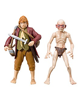 The Hobbit Adventure Pack Bilbo & Gollum