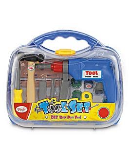 Toyrific Tool Set Carry Case