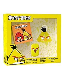 Angry Birds Yellow Bird Gift Set