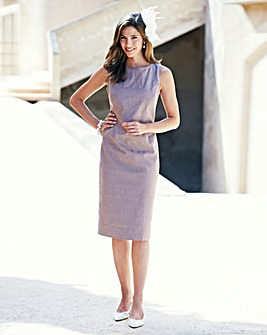 Nightingales Shift Dress L41in