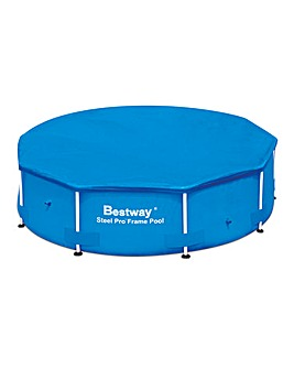 Bestway 10ft Steel Frame Pool Cover