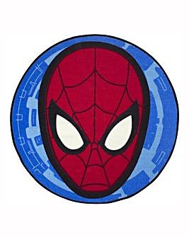 Spiderman Ultimate City Rug