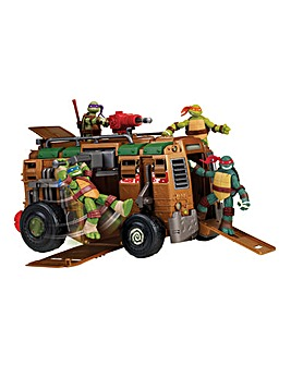 TMNT Shell Raiser Vehicle