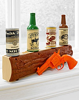 Wild West Gun Slinger Shooting Set
