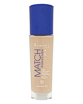 Match Perfection Foundation Soft Beige