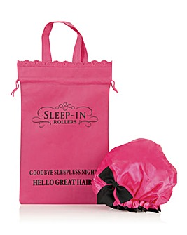 Sleep In Rollers Shower Cap