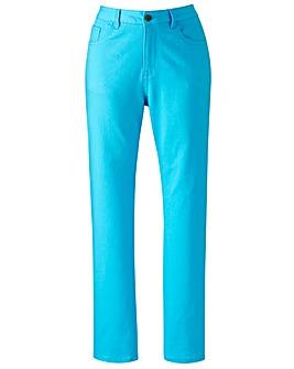 Chloe Super Skinny Stretch Jeans Long