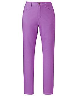 Chloe Super Stretch Skinny Jeans 30in