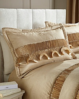 Bordeaux Quilted Pillowshams