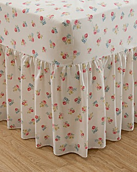 Amelia Fitted Valance Sheet
