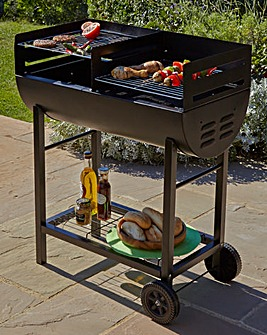 Gardeco Charcoal Drum BBQ