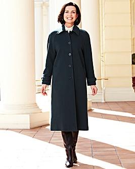 Grazia Longline Coat Length 44in
