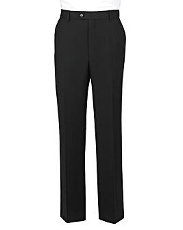 The Label Herringbone Suit Trousers R