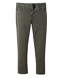 UNION BLUES Gaberdine Jeans 33 inches