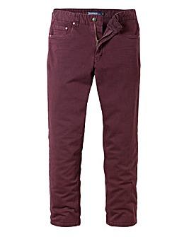 UNION BLUES Gaberdine Jeans 35 inches