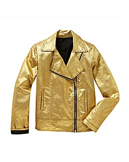 Joanna Hope Metallic Jacket