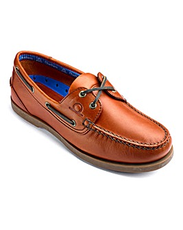 Chatham Marine Lace Up Deck Shoes