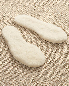 Lambswool Insole Pack 2 Pairs