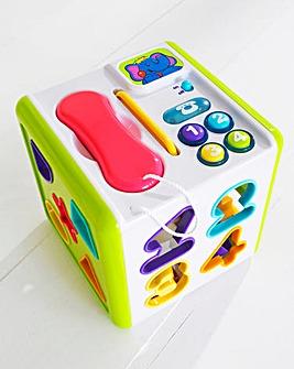 Electronic Puzzle Box