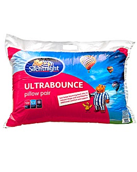 Silentnight Ultra Bounce Pillows