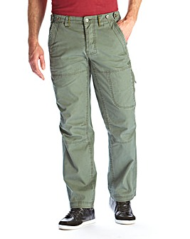 Weird Fish Utility Cargo Trouser 31in