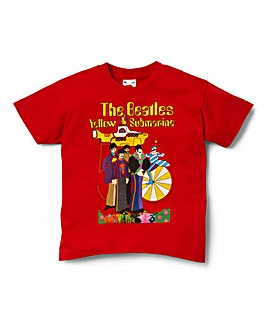 Yellow Submarine T-shirt (3-6yrs)
