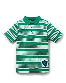 KD EDGE Striped Polo Shirt (7-13yrs)