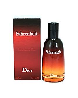 Dior Fahrenheit 50ml EDT