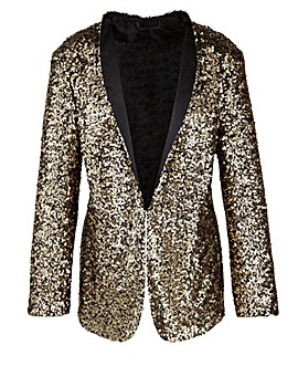 Coleen Nolan Sequin Jacket