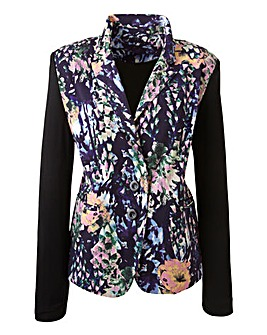 Changes Boutique Print Jacket