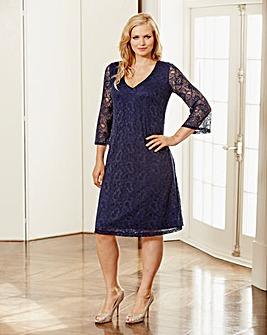 Changes Boutique Lace Tunic Dress