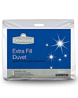 Extra Fill Deep Sleep Duvet 15 Tog