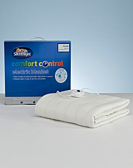 Comfort Control Electric Blanket