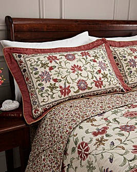 Kalamkari Oxford Pillowcases