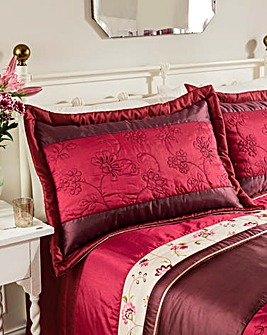 Valencia Quilted Pillowshams