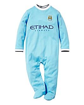 Manchester City Football Club Sleepsuit