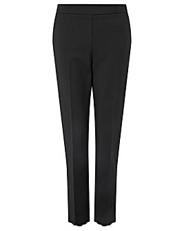 Monsoon Sadie Scallop Hem Trousers