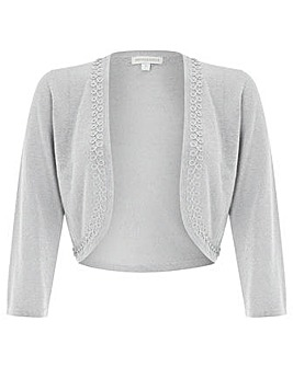 Monsoon Chrissy Cornelli Sparkle Shrug