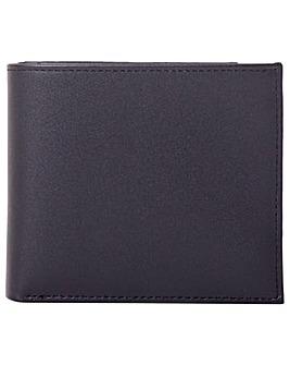 Smith & Canova Smooth Folding Wallet