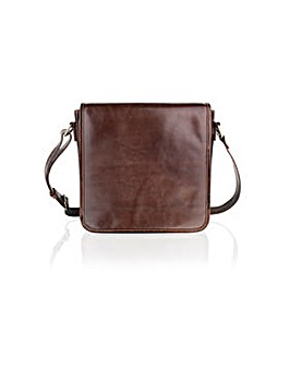 Woodland Portrait Messenger Bag