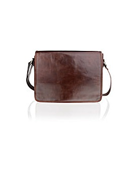 Woodland Landscape Messenger Bag