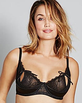 Pour Moi All Tied Up Underwired Bra