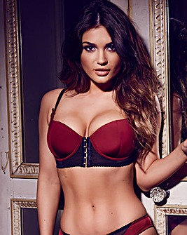 Pour Moi Hook Up Underwired Bra